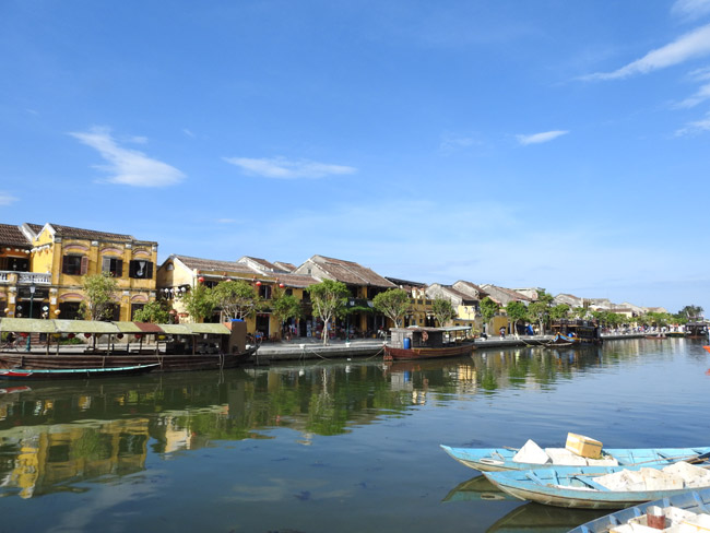 Hoian Old Town