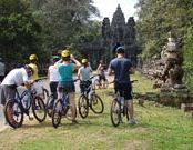 Luxury Cambodia Biking